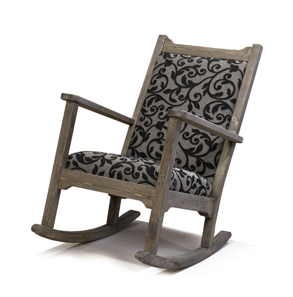 Kiiktool pehme iste ja seljatoega